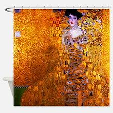 Klimt: Adele Bloch-Bauer I. Shower Curtain