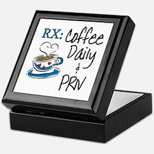Funny Rx - Coffee Keepsake Box