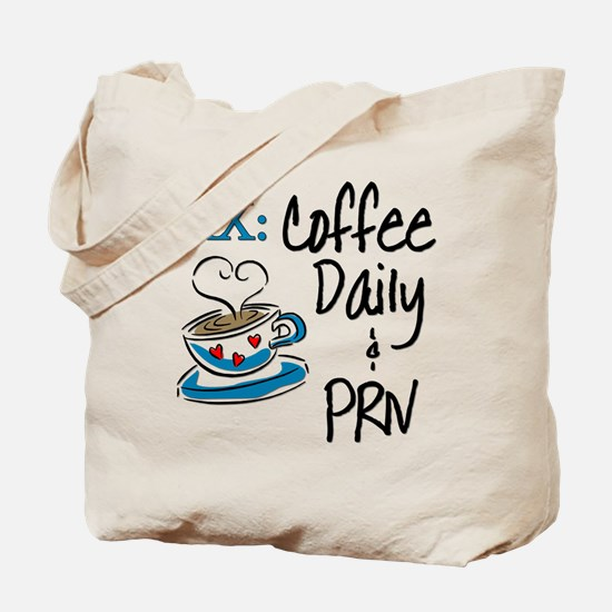 Funny Rx - Coffee Tote Bag
