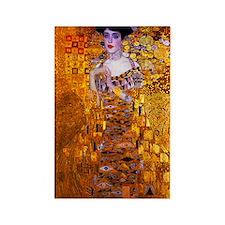 Klimt: Adele Bloch-Bauer I. Rectangle Magnet