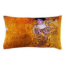 Klimt: Adele Bloch-Bauer I. Pillow Case