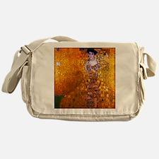 Klimt: Adele Bloch-Bauer I. Messenger Bag