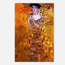 Klimt: Adele Bloch-Bauer I. Postcards (Package of