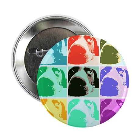 "Warhol Walter GSP 2.25"" Button (10 pack)"