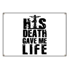 HisDeathGaveLife copy Banner