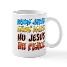 KnowJesus copy Mug