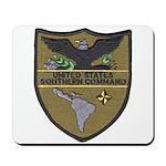 USSOUTHCOM Mousepad