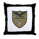 USSOUTHCOM Throw Pillow