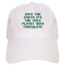 Save the Earth It's the Only Baseball Cap