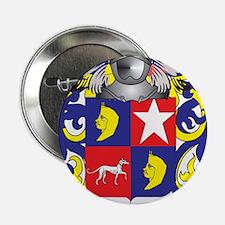 """Esteban Coat of Arms 2.25"""" Button"""