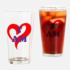 I AM Drinking Glass