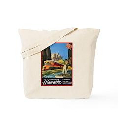 Hiawatha, 1952 Tote Bag