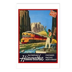 Hiawatha, 1952 Postcards (Package of 8)