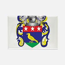 Estrella Coat of Arms Rectangle Magnet