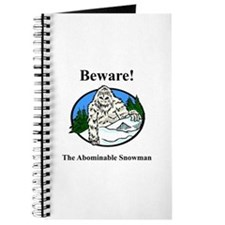 Abominable Snowman Journal
