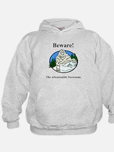 Abominable Snowman Hoodie
