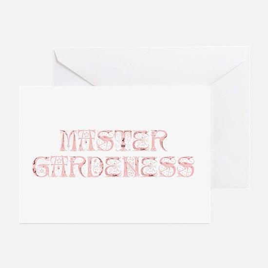 Master Gardeness Greeting Cards (Pk of 10)