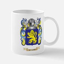 Evans Coat of Arms Mug