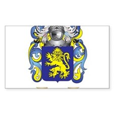Evans Coat of Arms Decal