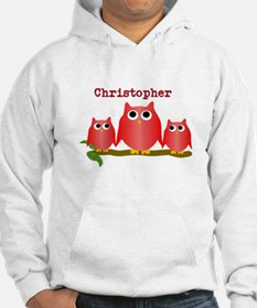 Red Owls Customize Jumper Hoody