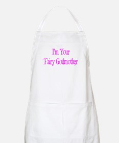 I'm Your Fairy Godmother BBQ Apron