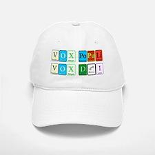 Vox Populi Vox Dei Baseball Baseball Baseball Cap