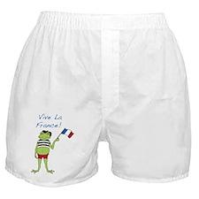 Viva La France Boxer Shorts