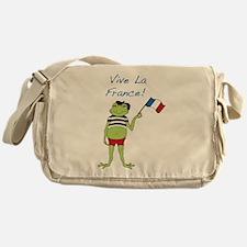 Viva La France Messenger Bag