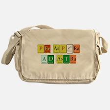 Per Aspera Ad Astra Messenger Bag