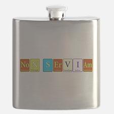 Non Serviam Flask