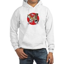 Funny Tosa inu Hoodie