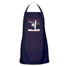 Yes, I am my brother's keeper Apron (dark)