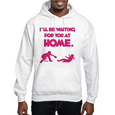 Waiting at Home Jumper Hoody