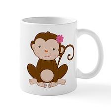 Baby Monkey Small Mugs
