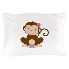 Baby Monkey Pillow Case