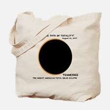 Total Eclipse of 2017-TENNESSEE Tote Bag