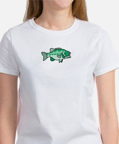 Stop Looking At My Bass Women's T-Shirt
