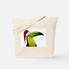 TOUCAN SANTA Tote Bag