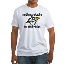 Nothing shocks an electrician Shirt