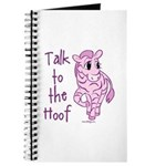 Talk To The Hoof Journal