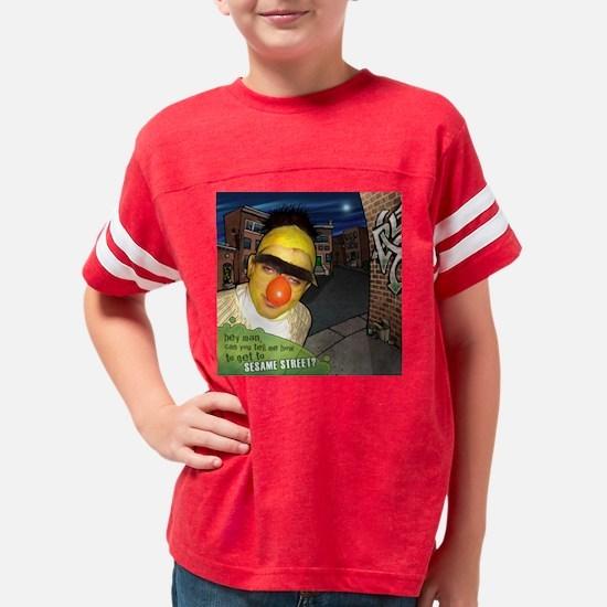 Sesame Street-Walker Youth Football Shirt