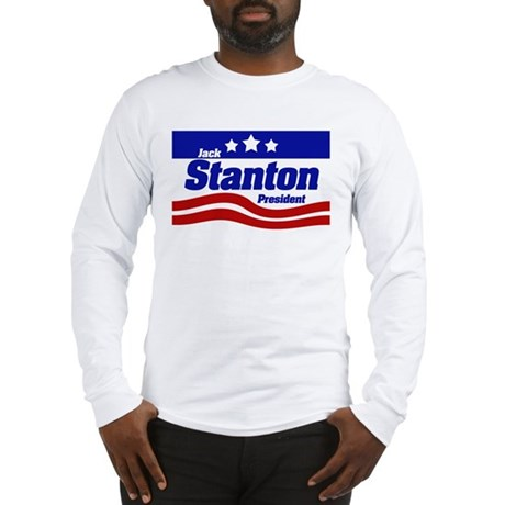Jack Stanton Long Sleeve T-Shirt