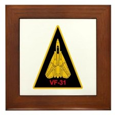VF-31 Tomcatters Framed Tile