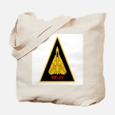VF-31 Tomcatters Tote Bag