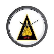 VF-31 Tomcatters Wall Clock