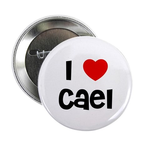 """I * Cael 2.25"""" Button (10 pack)"""