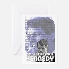 Bobby Kennedy Greeting Cards (Pk of 10)
