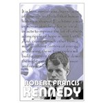 Bobby Kennedy Large Poster