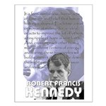 Bobby Kennedy Small Poster