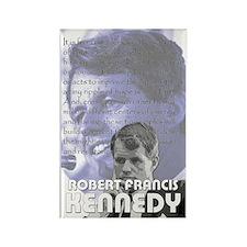 Bobby Kennedy Rectangle Magnet
